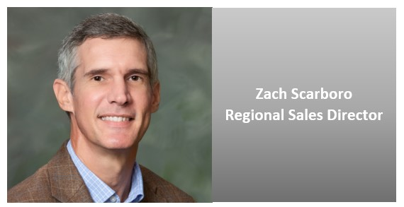 Hollis Cobb Welcomes Zach Scarboro to Our Sales Team