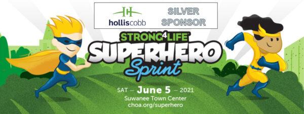 HOLLIS' HEROES RAISES MONEY FOR CHOA'S STRONG 4 LIFE PROGRAM