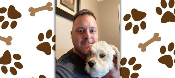 Max the Mixed Poodle is Hollis Cobb's Pet of the Week