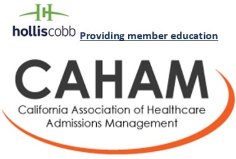 Hollis Cobb Director of Training and QA to Host Webinar for California Admissions Managers