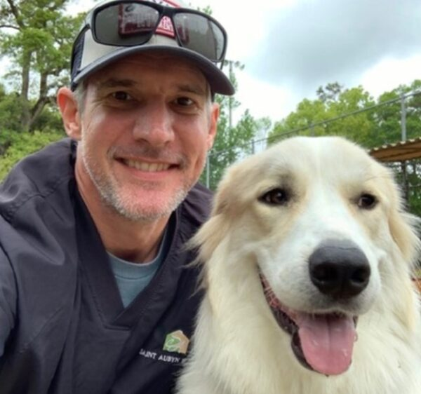 Daffodil the Great Pyrenees is this Week's Pet of the Week