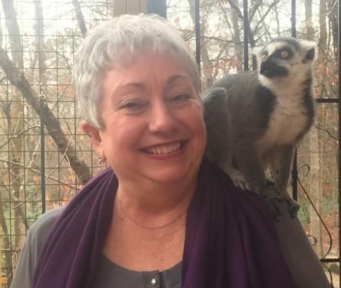 Hollis Cobb Key Client Executive Volunteers at Local Wildlife Sanctuary