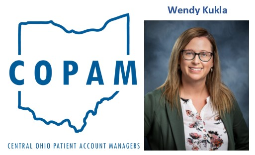 Hollis Cobb Providing Virtual Education for Central Ohio Patient Accounts Managers